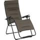 Lafuma Mobilier Futura XL - Siège camping - Air Comfort gris/noir